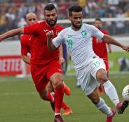 54418-مباراة-السعودية-و-فلسطين
