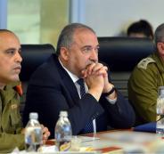 ليبرمان واسرائيل والضفة الغربية