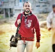 الموافقة على تحويل الصحفي الجريح أبو حسين للعلاج بمستشفيات الداخل المحتل