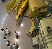 مفاعل ديمونا النووي