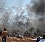 استشهاد فتى في غزة