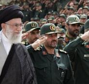 الحرس الايراني