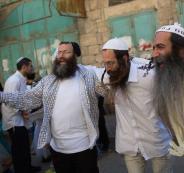 الحكومة الفلسطينية والمستوطنين في الخليل