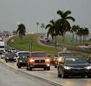 اعصار في فلوريدا