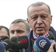 اردوغان والنظام السوري