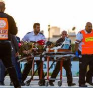 اصابة جندي بجراح بالغة في رام الله