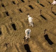 وفيات كورونا في العالم