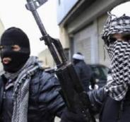 اصابة مواطنين برصاص مسلحين في غزة