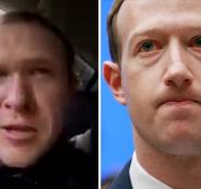 فيسبوك وجريمة نيوزليندا
