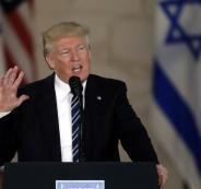 ترامب وثنائية القومية في اسرائيل