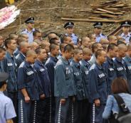 الصين تطلق سراح المساجين