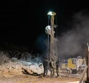 الجيش الاسرائيلي وانفاق غزة