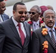 اتفاق سلام بين اثيوبيا و ارتريا