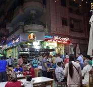 صاحب مطعم سوري والمصريين