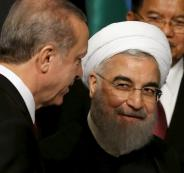 التقارب الايراني التركي