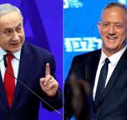 غانتس واسرائيل والانتخابات