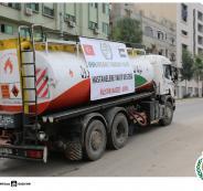 تركيا تقدم دعما لمستشفيات غزة