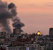 حماس واسرائيل وقطاع غزة