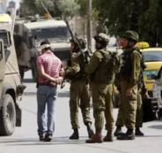اعتقالات في بيت امر