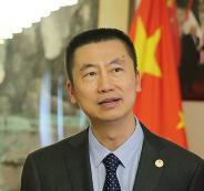 السفير الصيني والاقتصاد