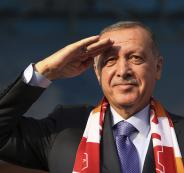 اردوغان والسجائر الالكترونية