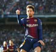 اهداف ريال مدريد وبرشلونة