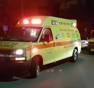 ضرب ضابط اسرائيلي