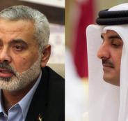 قطر والشعب الفلسطيني وحماس