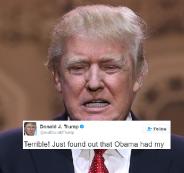 تغريدات ترامب وروسيا