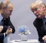 عقوبات امريكية على روسيا