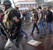 هجمات في بغداد
