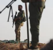 مقتل جنود ايرانيين على الحدود مع العراق