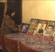 هدم عائلة ابو حميد في مخيم الامعري