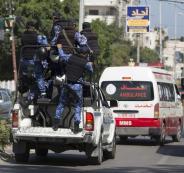 اعدام عملاء اسرائيل في غزة