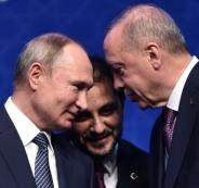 بوتين وتركيا واردوغان