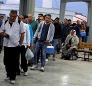 اسرائيل والعمال الفلسطينيين