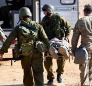 مناورات بين الجيش الامريكي والاسرائيلي