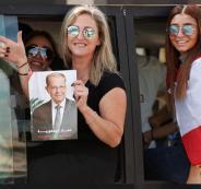 الرئيس اللبناني عون والسلام واسرائيل
