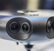 سامسونج تكشف عن كاميرا 360 Round