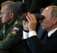 بوتين ودعم جيش اوروبي
