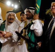 من نتائج زيارة ترامب للسعودية: 34 ألف جندي لـ