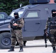 اعتقال فلسطيني في تركيا