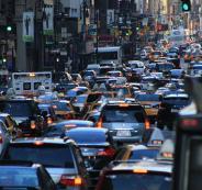 المدن الاكثر اختناقات مرورية