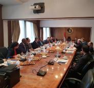 وفد اسرائيلي في مصر لتعزيز التعاون التجاري