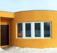 بناء منزل في يوم واحد