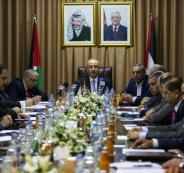 الحكومة والحصار على قطاع غزة