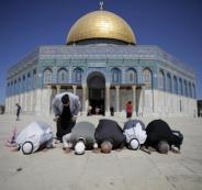 الحكومة الفلسطينية والمسجد الأقصى