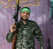 استشهاد قائد بالقسام بعد ان فجر انتحاري نفسه بقوة امنية  جنوب قطاع غزة