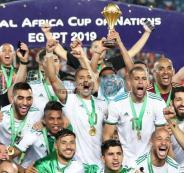 مدرب المنتخب الجزائري وكأس العالم 2022