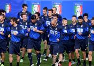 المنتخب الايطالي في كأس العالم بروسيا